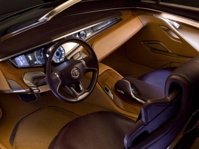 Cadillac Interior wallpaper