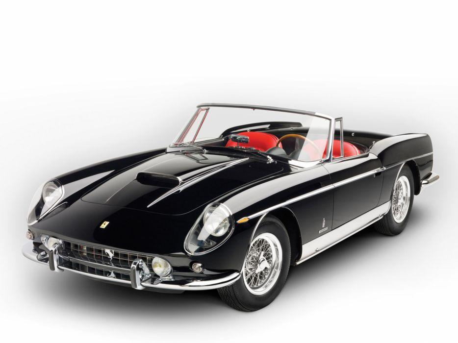 Ferrari Superamerica  wallpaper