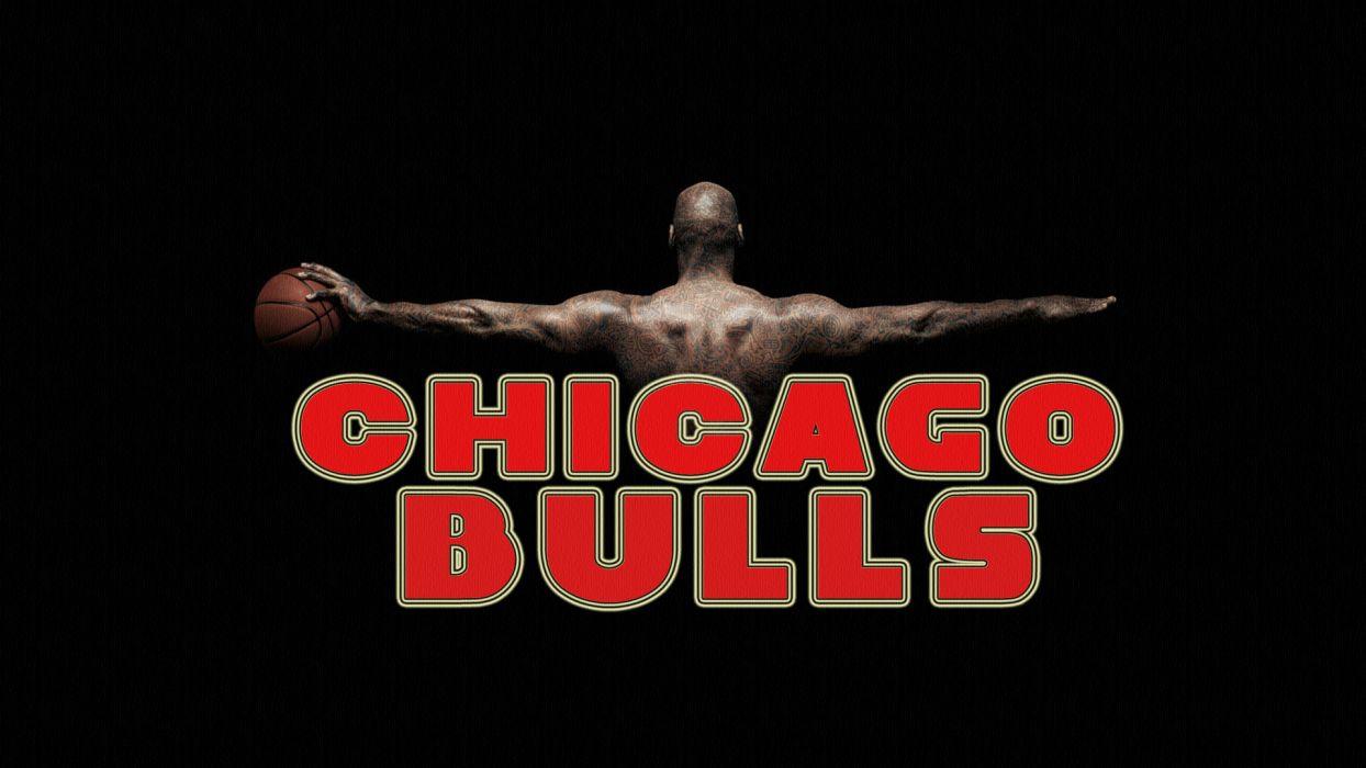 Chicago Bulls nba basketball wallpaper
