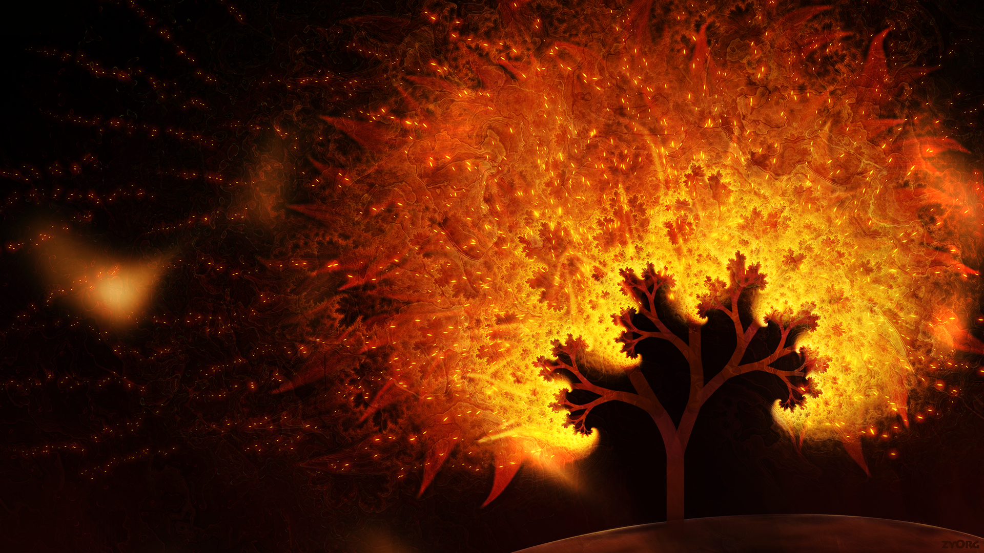 abstract tree hd wallpapers - photo #17