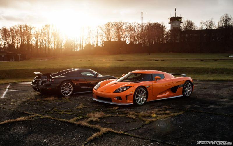 CCX Koenigsegg supercar wallpaper