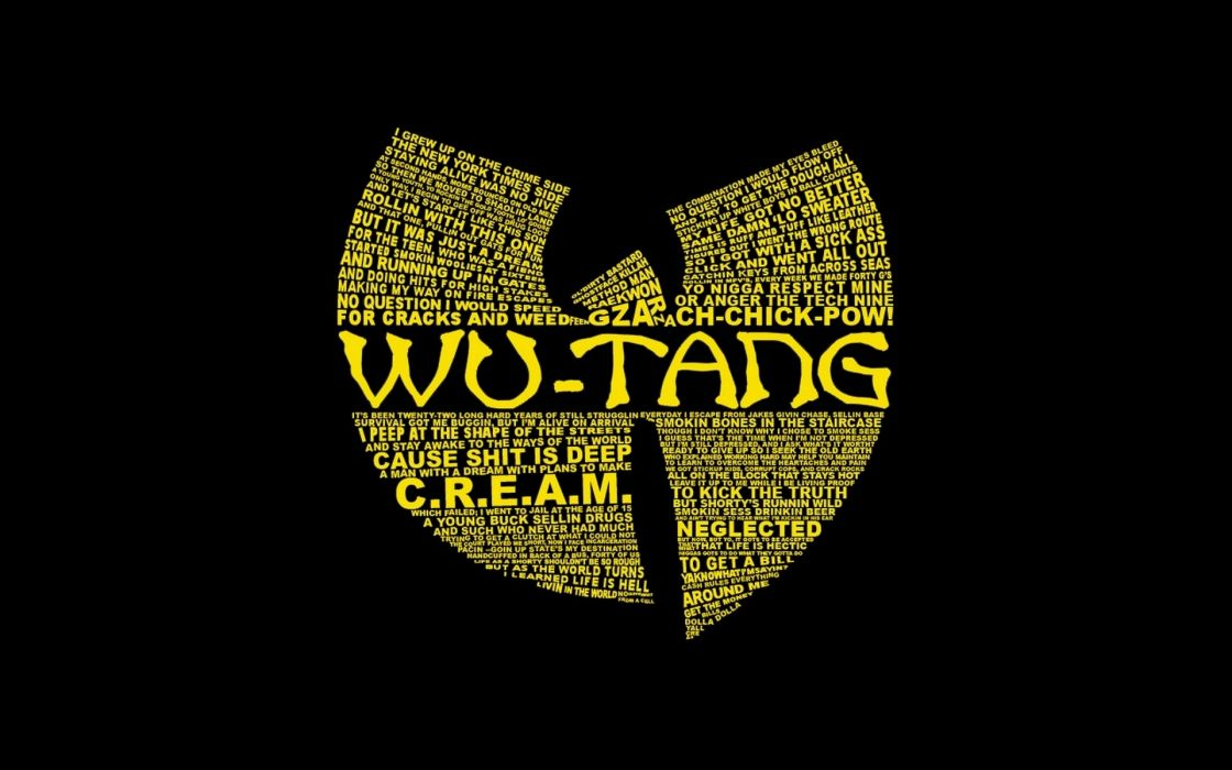 Clan  rap  music  Hip Hop  Rap  (WU Tang) wallpaper