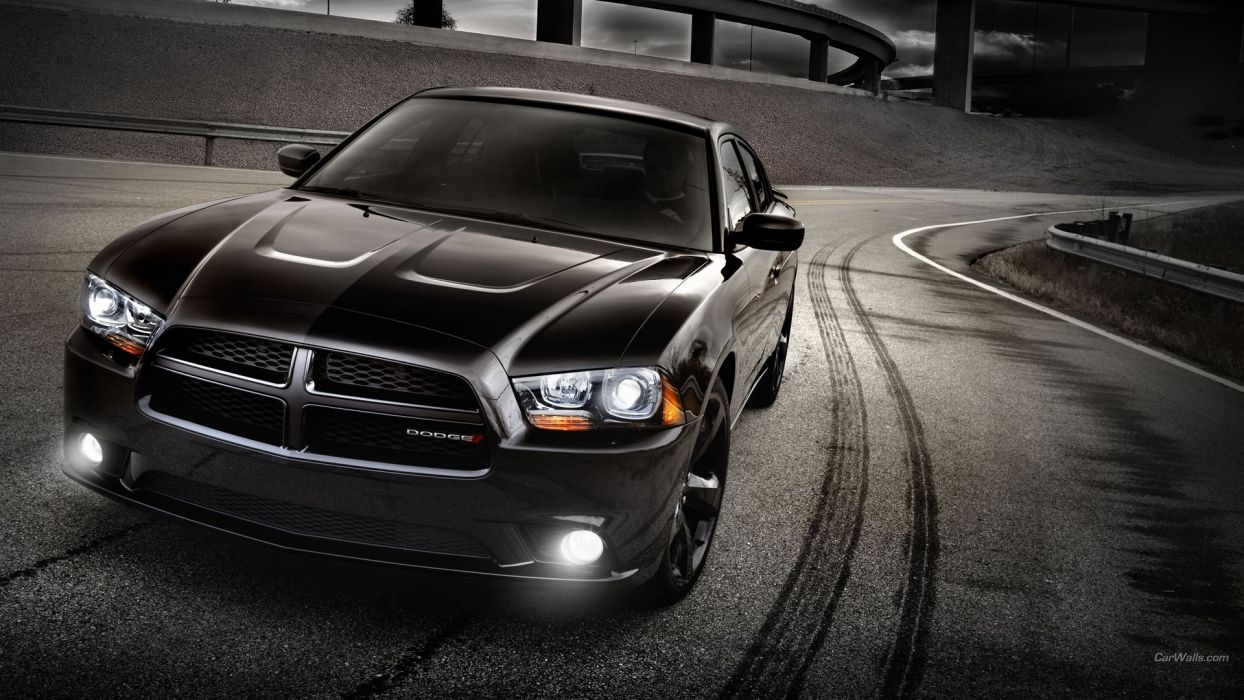 dodge charger muscle cars wallpaper