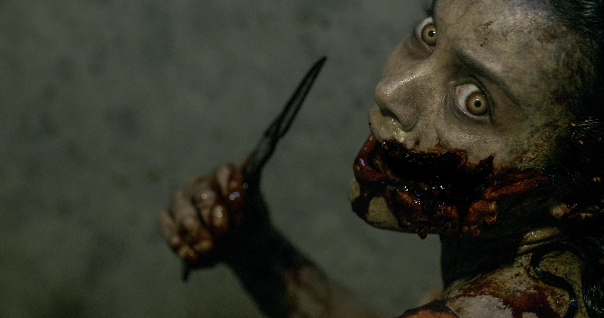 Evil Dead dark horror (Evil Dead) 2013 r wallpaper ...
