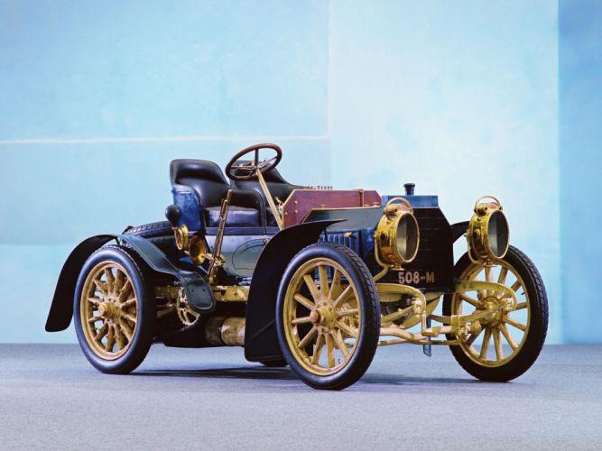 Mercedes Benz 1901 wallpaper
