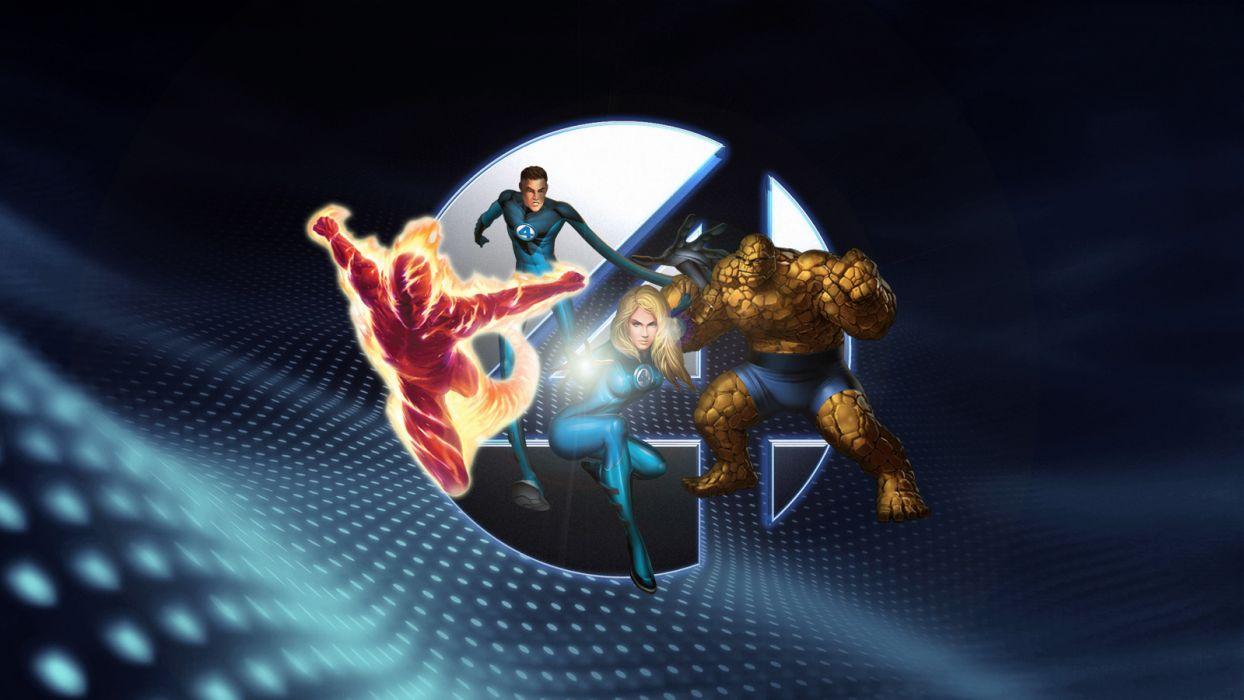 Fantastic Four Marvel wallpaper