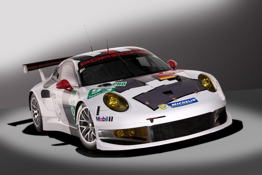 Porsche 2013 911 RSR wallpaper