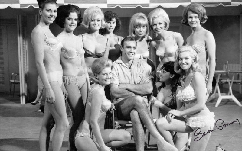 Sean Connery 007 james bond wallpaper