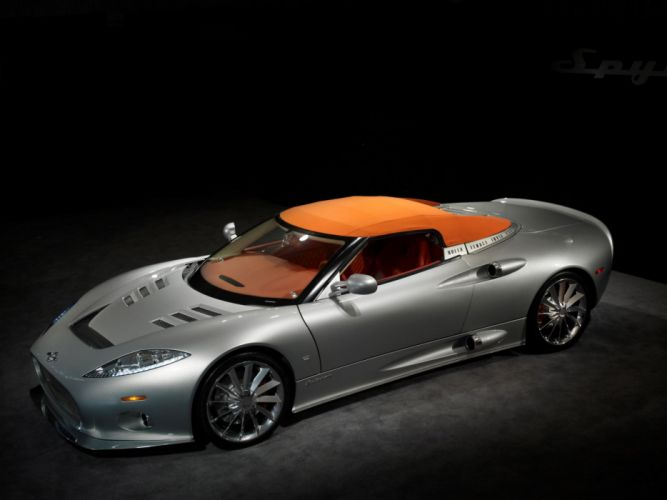 Spyker C8 Aileron supercars wallpaper