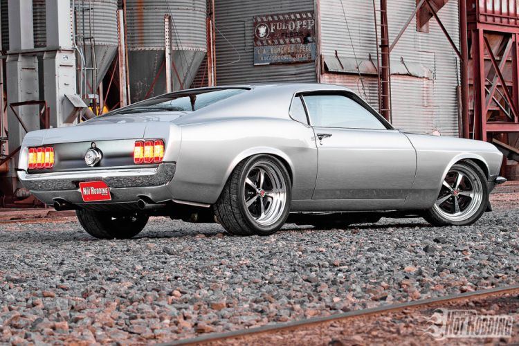 1970 Ford Mustang hot rod muscle cars v wallpaper