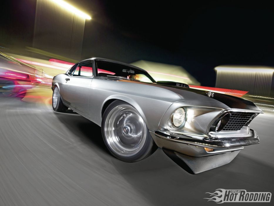 1970 Ford Mustang hot rod muscle cars wallpaper
