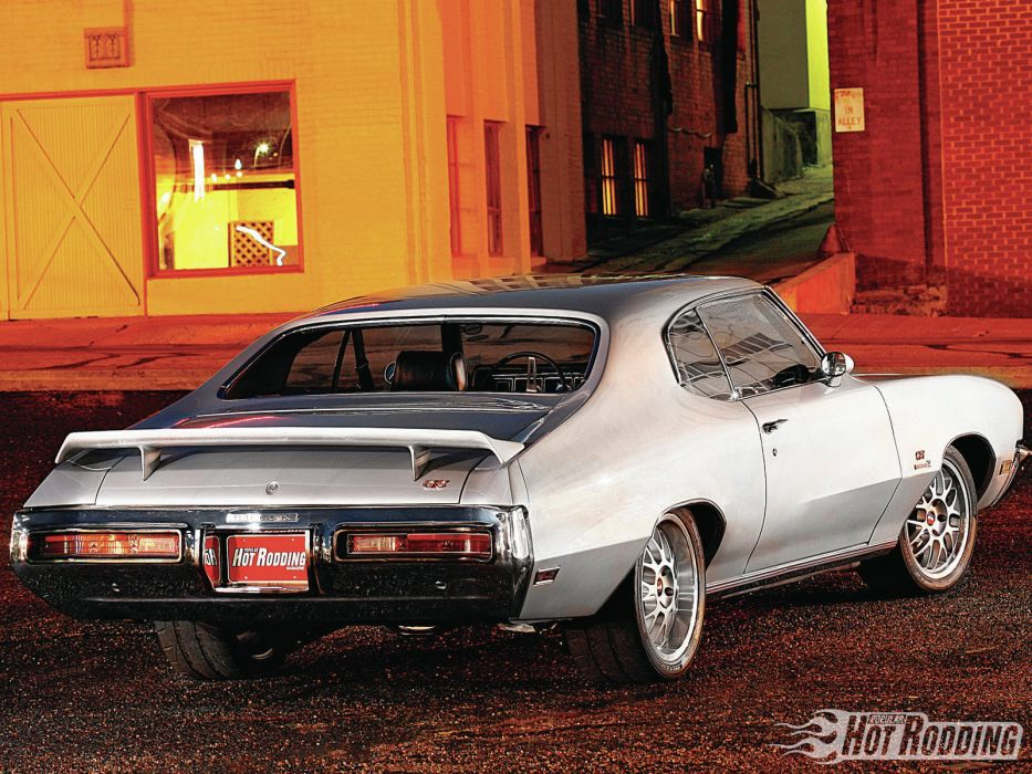1972 Buick Gran Sport muscle cars hot rod    r wallpaper