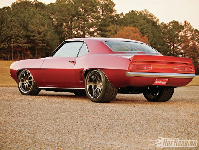 1969 Chevrolet Camaro muscle cars hot rod e wallpaper