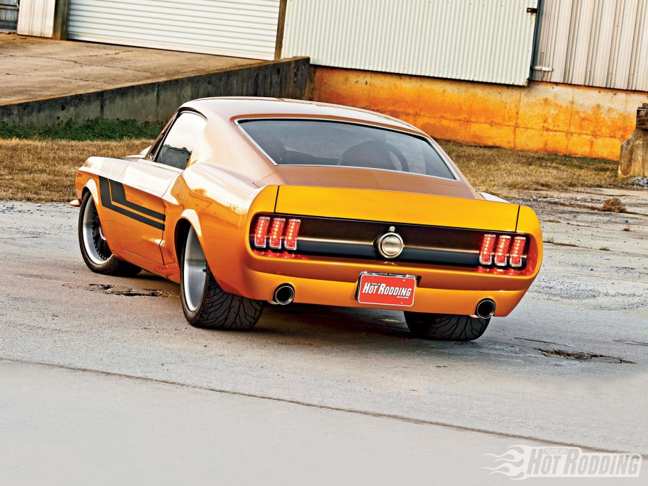 1967 Mustang Fastback hot rod muscle cars   x wallpaper