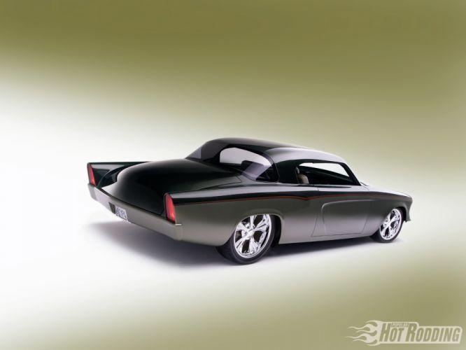 1953 Studebaker Coupe custom tuning classic d wallpaper
