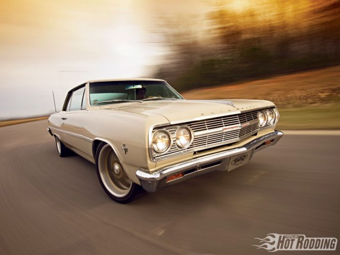 1965 Chevy Chevelle hot rod muscle cars f wallpaper