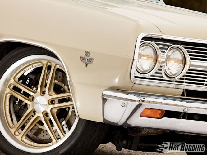 1965 Chevy Chevelle hot rod muscle cars wheel headlight wallpaper