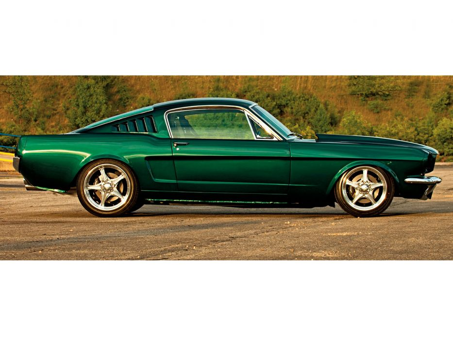 1966 Ford Mustang muscle cars hot rod    f wallpaper
