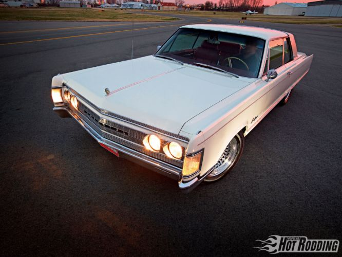 1967 Imperial Crown Coupe hot rod luxury wallpaper