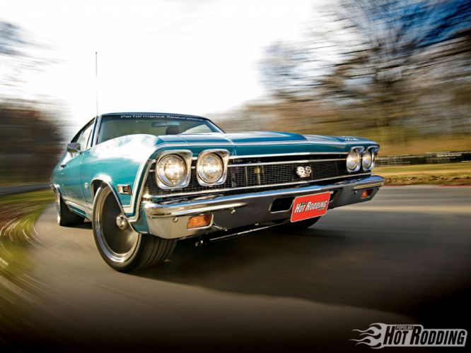 1968 Chevy Chevelle Ss wallpaper