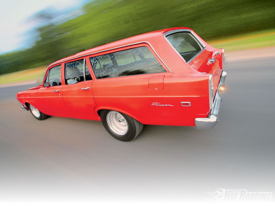1969 Ford Falcon hot rod muscle cars stationwagons    c wallpaper
