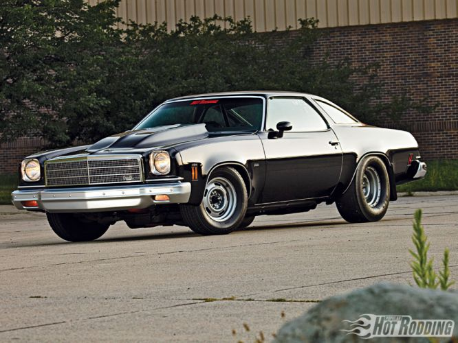 1974 Chevrolet Chevelle hot rod muscle cars g wallpaper