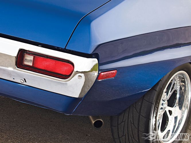 1972 Ford Torino hot rod muscle cars taillight wallpaper