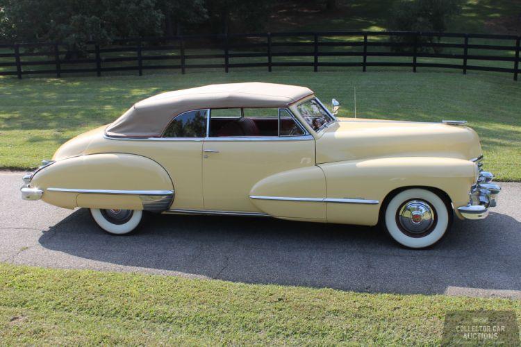 1946 CADILLAC SERIES 62 retro classic cars h wallpaper