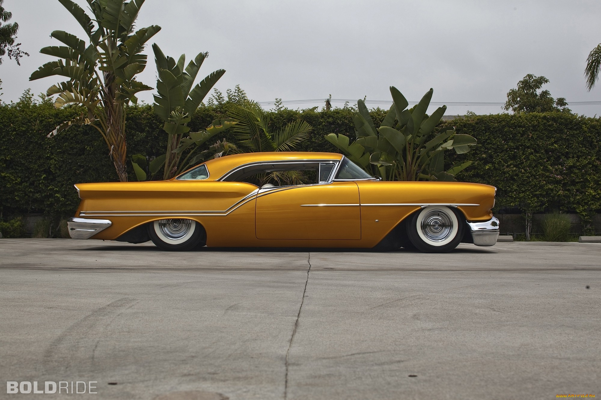 1957 Oldsmobile Custom lowrider classic cars wallpaper  2000x1333