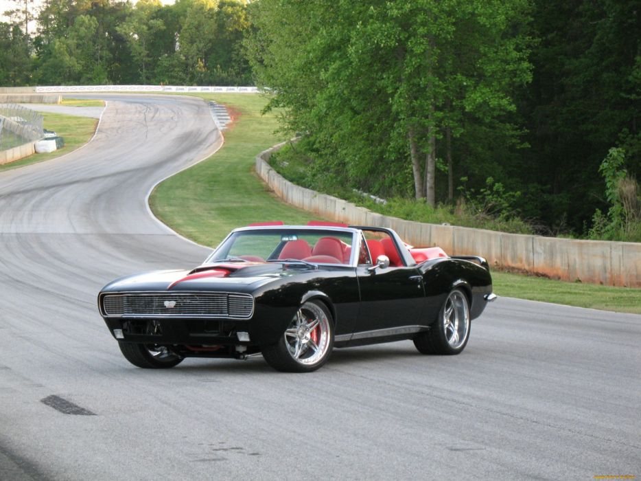 1967 chevroley camaro chevy muscle cars hot rod wallpaper