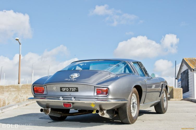 1969 Iso Grifo classic cars f wallpaper