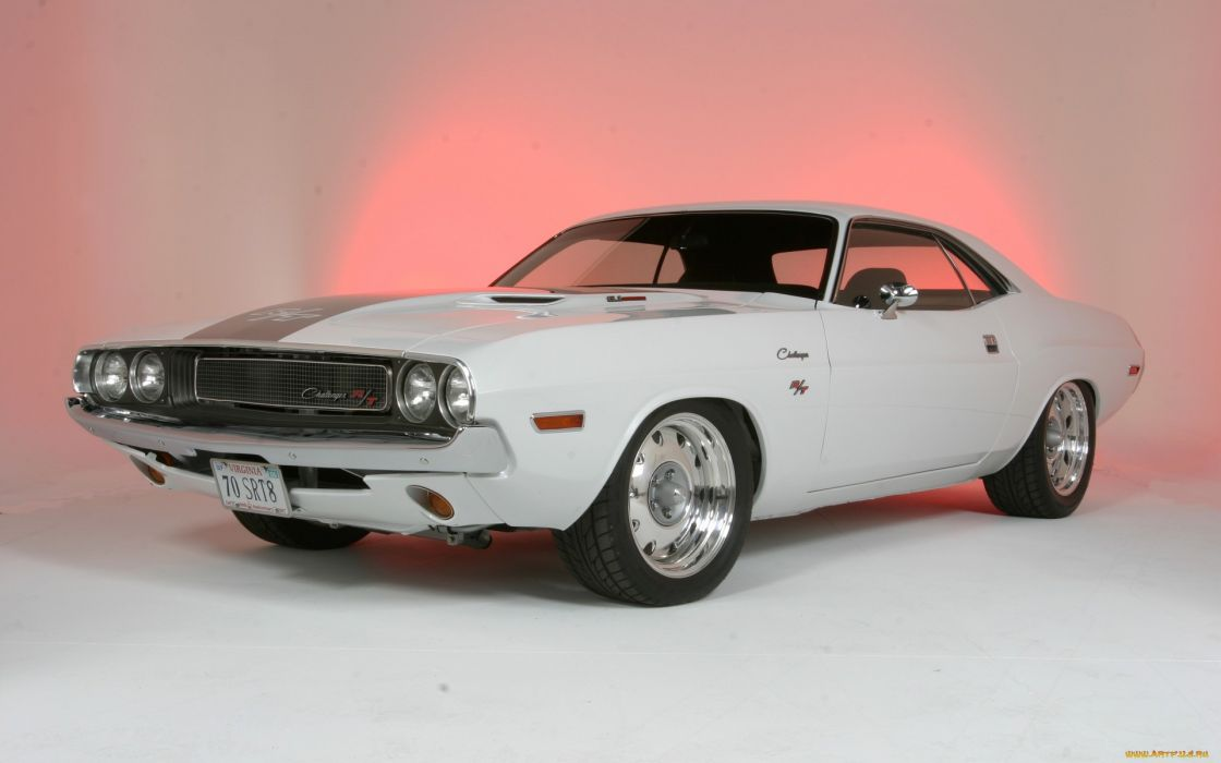 1970 Dodge Challenger muscle cars      r wallpaper
