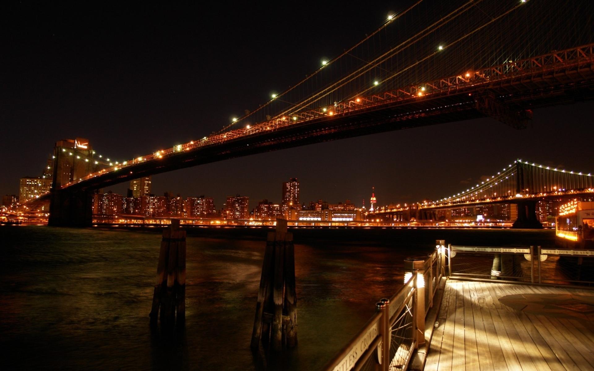 light bridge wallpaper - photo #29
