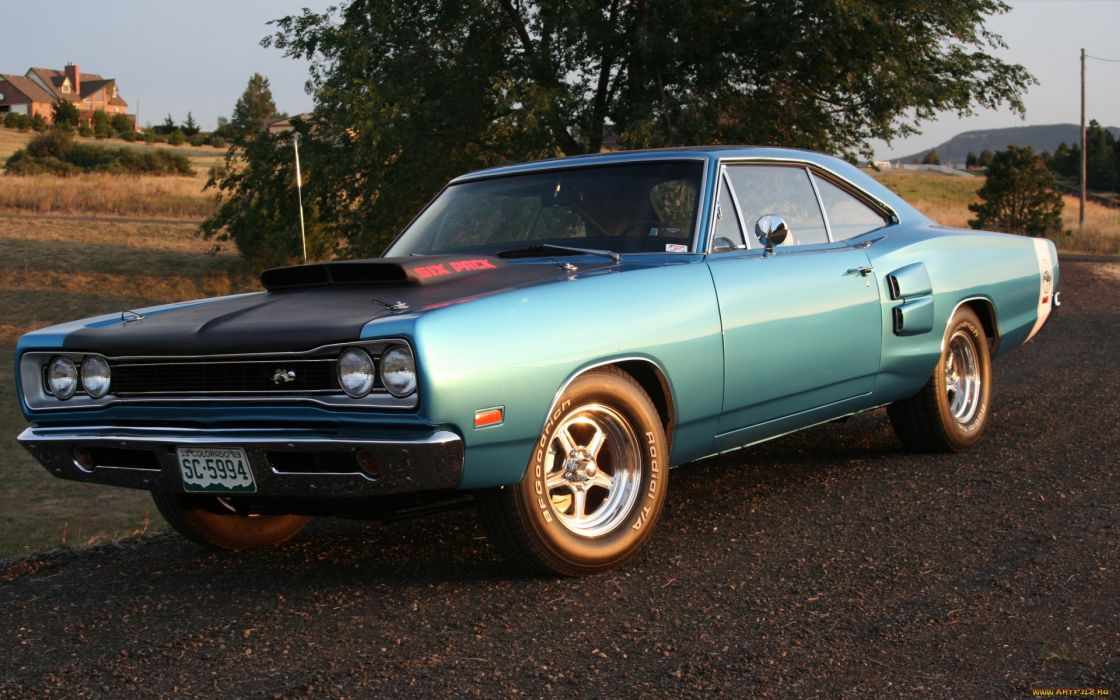 Dodge superbee muscle cars hot rod wallpaper