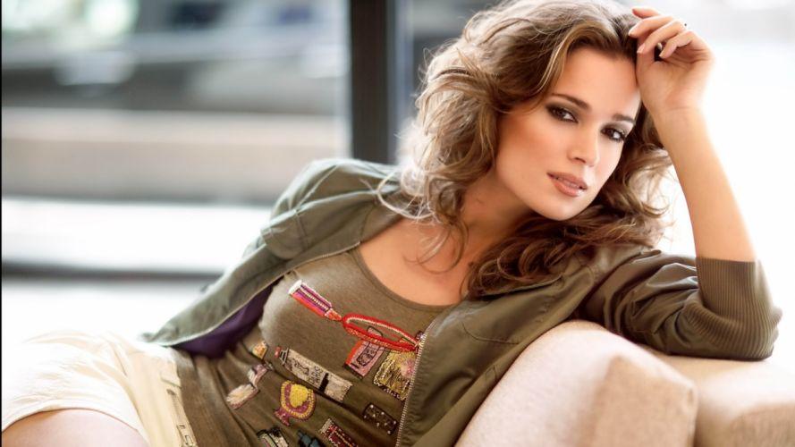 models women brunettes wallpaper