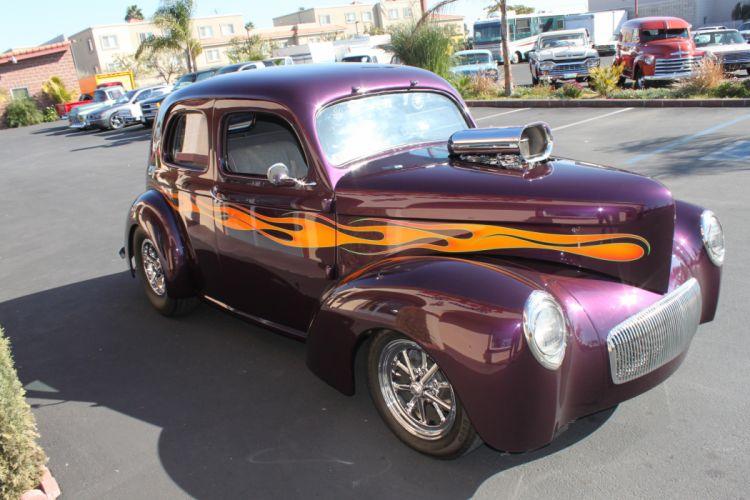 1937 Willys Custom retro classic cars hot rod custom i_JPG wallpaper