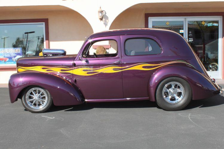 1937 Willys Custom retro classic cars hot rod custom q_JPG wallpaper