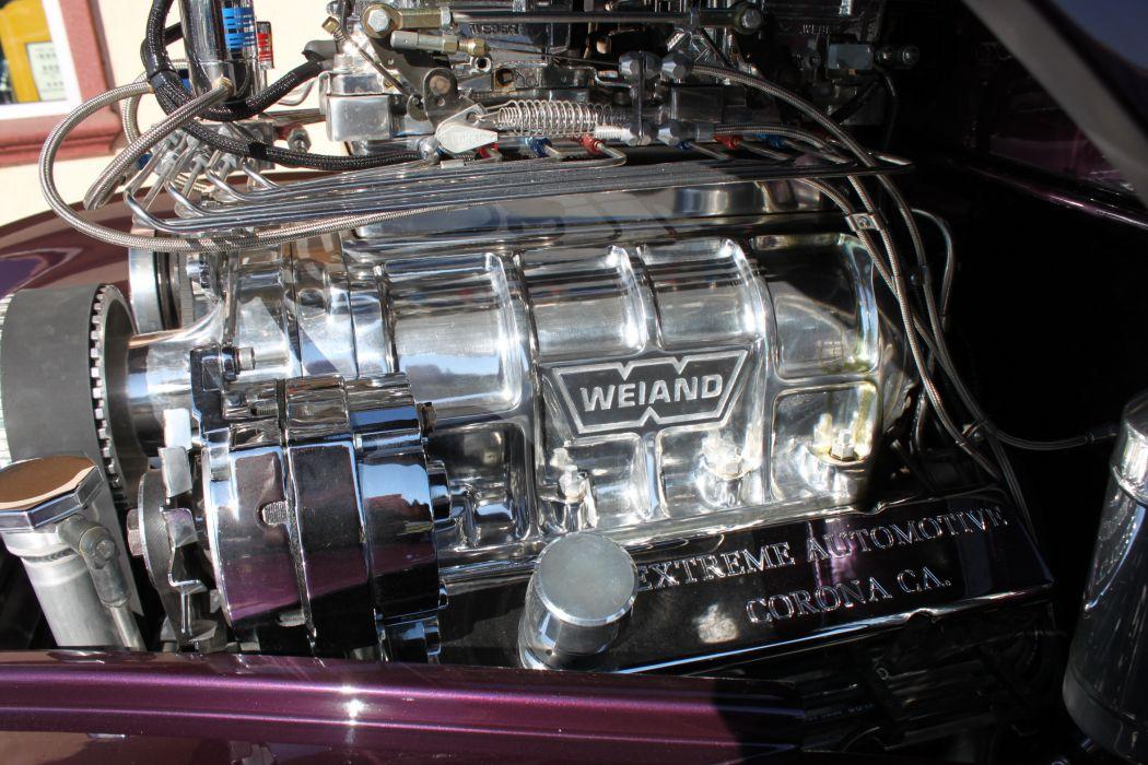 1937 Willys Custom retro classic cars hot rod custom engine     q_JPG wallpaper