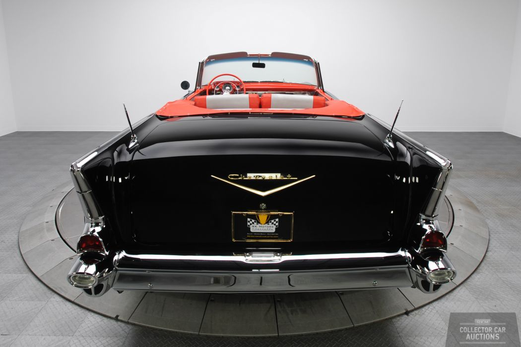 1957 CHEVROLET BEL AIR CONVERTIBLE 283 DUAL QUAD classic cars      j wallpaper