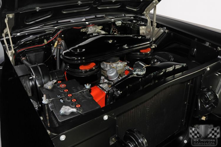 1957 CHEVROLET BEL AIR CONVERTIBLE 283 DUAL QUAD classic cars engine e wallpaper
