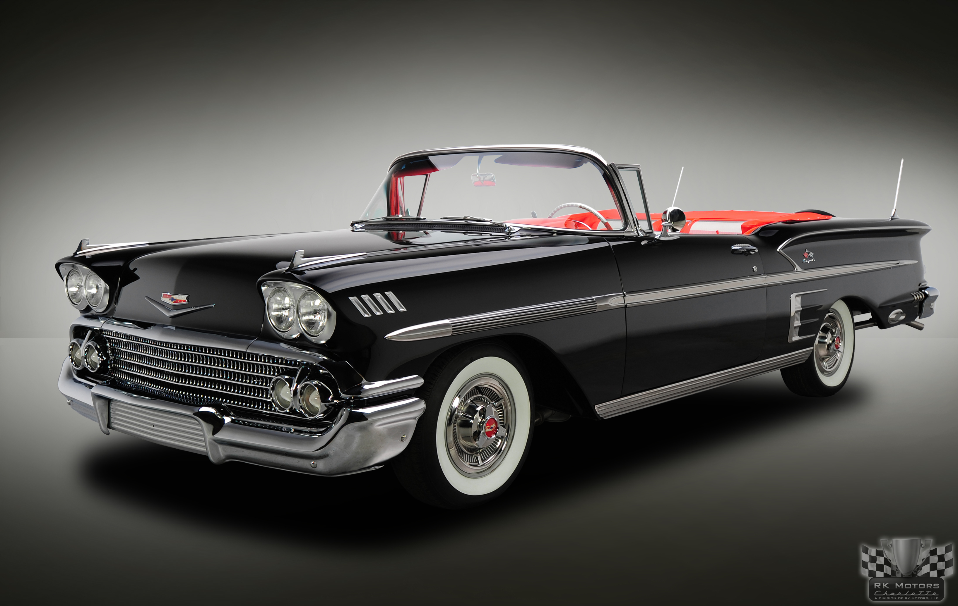 CHEVROLET IMPALA CONVERTIBLE TRIPOWER Classic Cars - Classic chevy cars