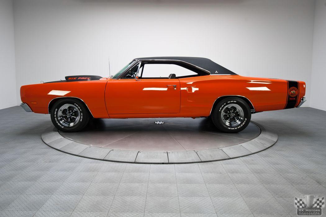 1969 DODGE CORONET A12 SUPER BEE musclecars hot rods      r wallpaper