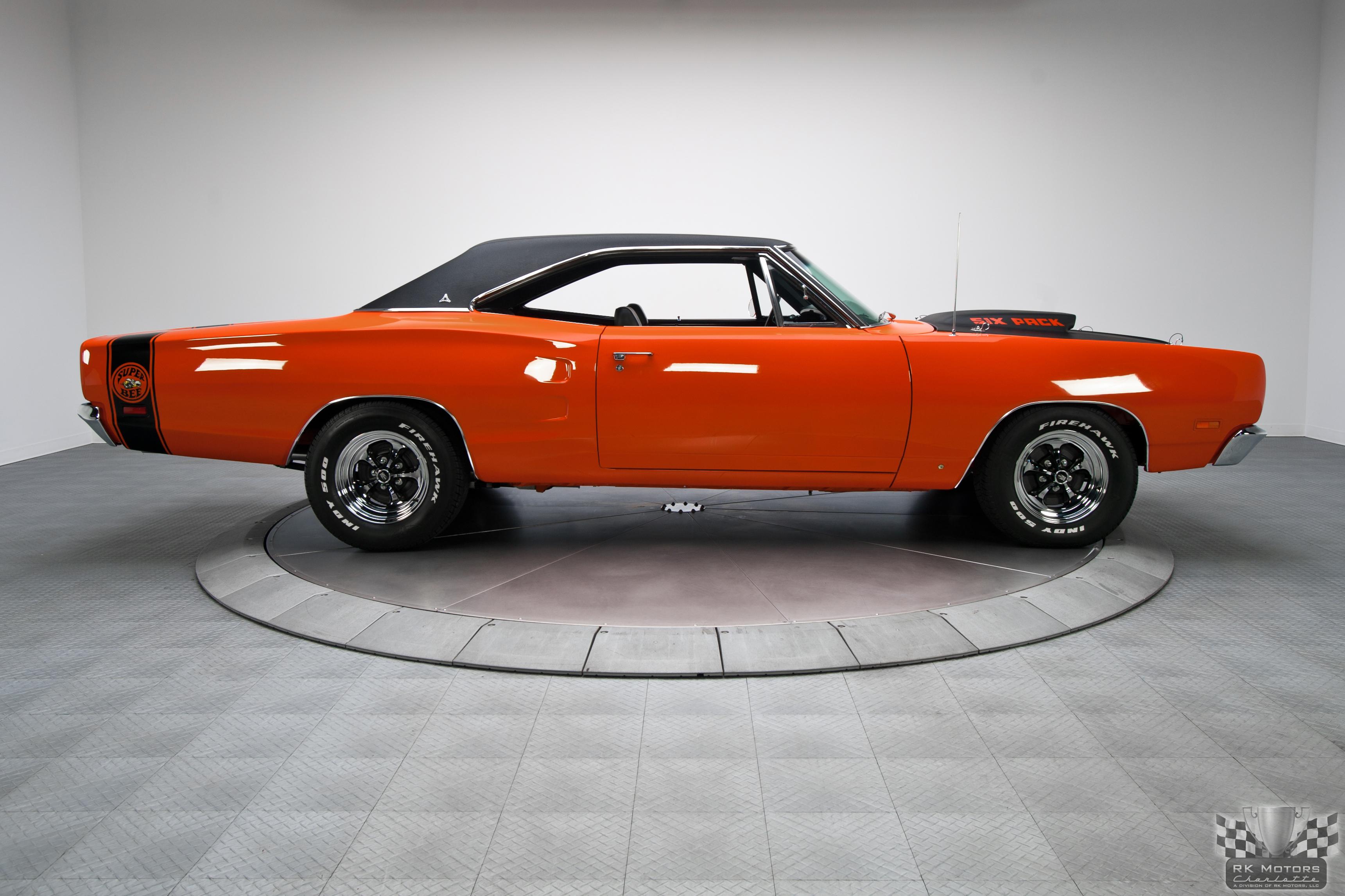 1969 Dodge Coronet A12 Super Bee Musclecars Hot Rods E
