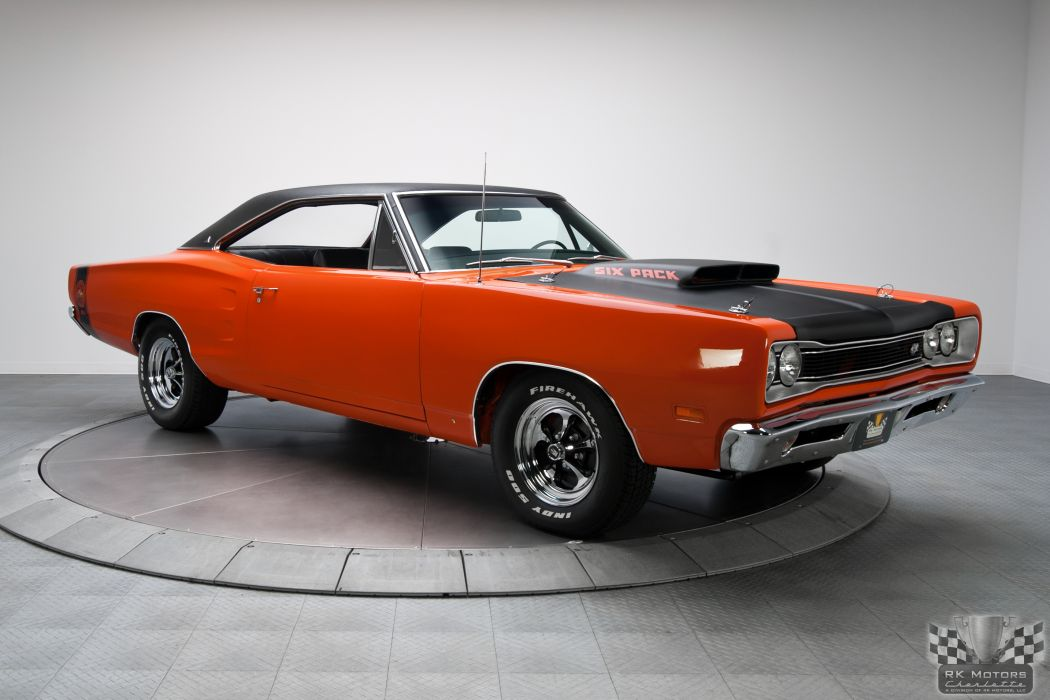 1969 Dodge Coronet A12 Super Bee Musclecars Hot Rods W