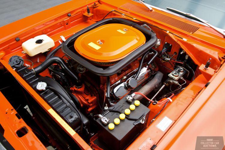 1969 DODGE CORONET A12 SUPER BEE musclecars hot rods engine wallpaper