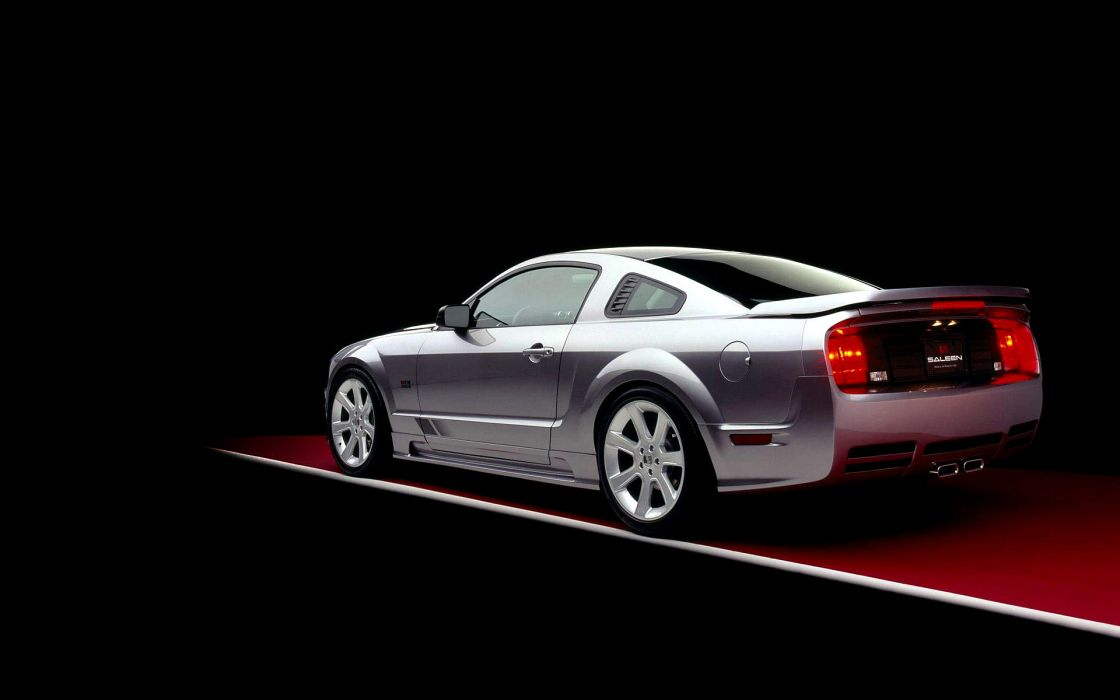 2005 Saleen Mustang S281 ford muscle cars     f wallpaper