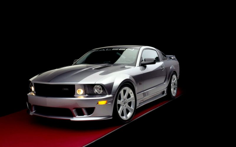 2005 Saleen Mustang S281 ford muscle cars g wallpaper
