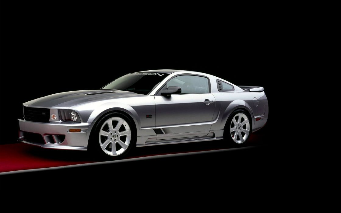 2005 Saleen Mustang S281 ford muscle cars wallpaper