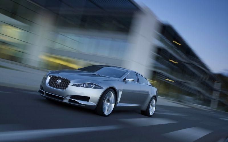2007 Jaguar C-XF Concept e wallpaper