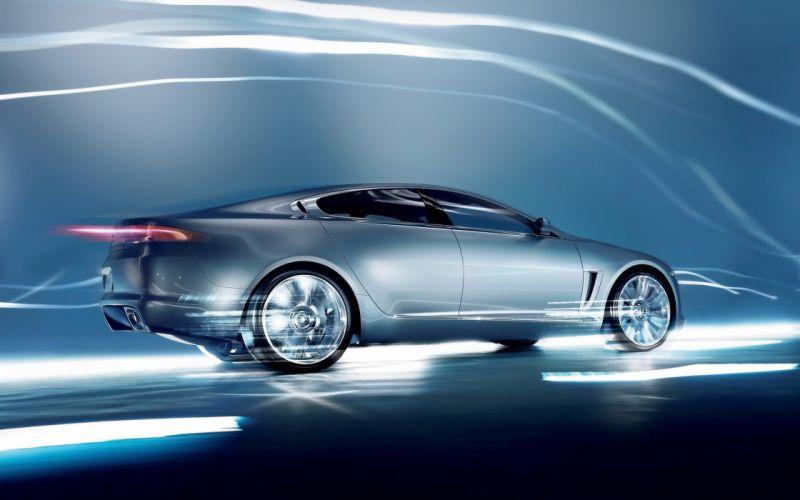 2007 Jaguar C-XF Concept q wallpaper